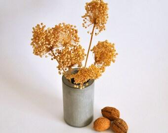 Concrete vase | Rustic vase | Handmade cement vase | Rustic decor | Modern vase | Industrial vase