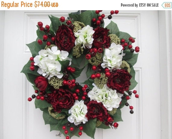 On sale now elegant christmas decor by autumnsechoshoppe for Elegant christmas decorations for sale