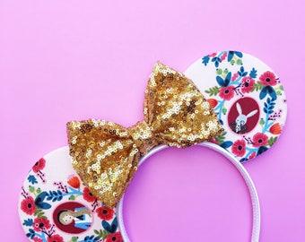 Alice in Wonderland Cameo Ears