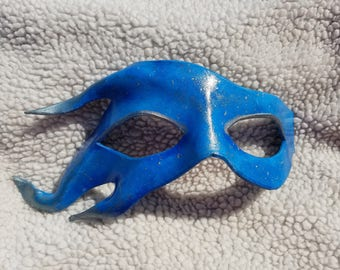 Wind Mask, Small, Blue