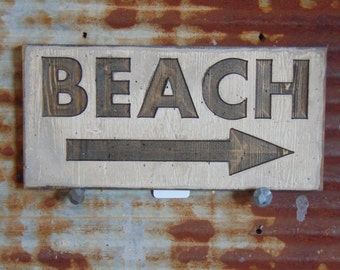 RUSTIC BEACH Decor Coastal Wall Art