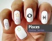 Pisces Zodiac - Water Sli...
