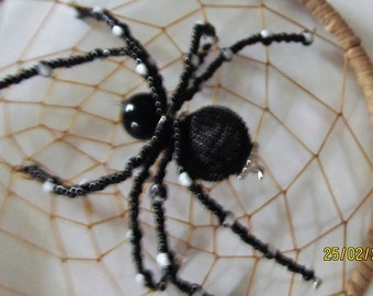 Spider Dream Catcher Web Wall Hanging