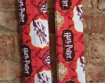 Crossfit / Weightlifting Wrist Wraps - Harry Potter Quidditch