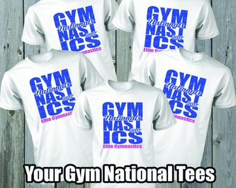 NATIONALS Your Gym Tee