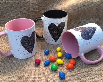 Have a Heart Coffee Mugs - Engagement Present