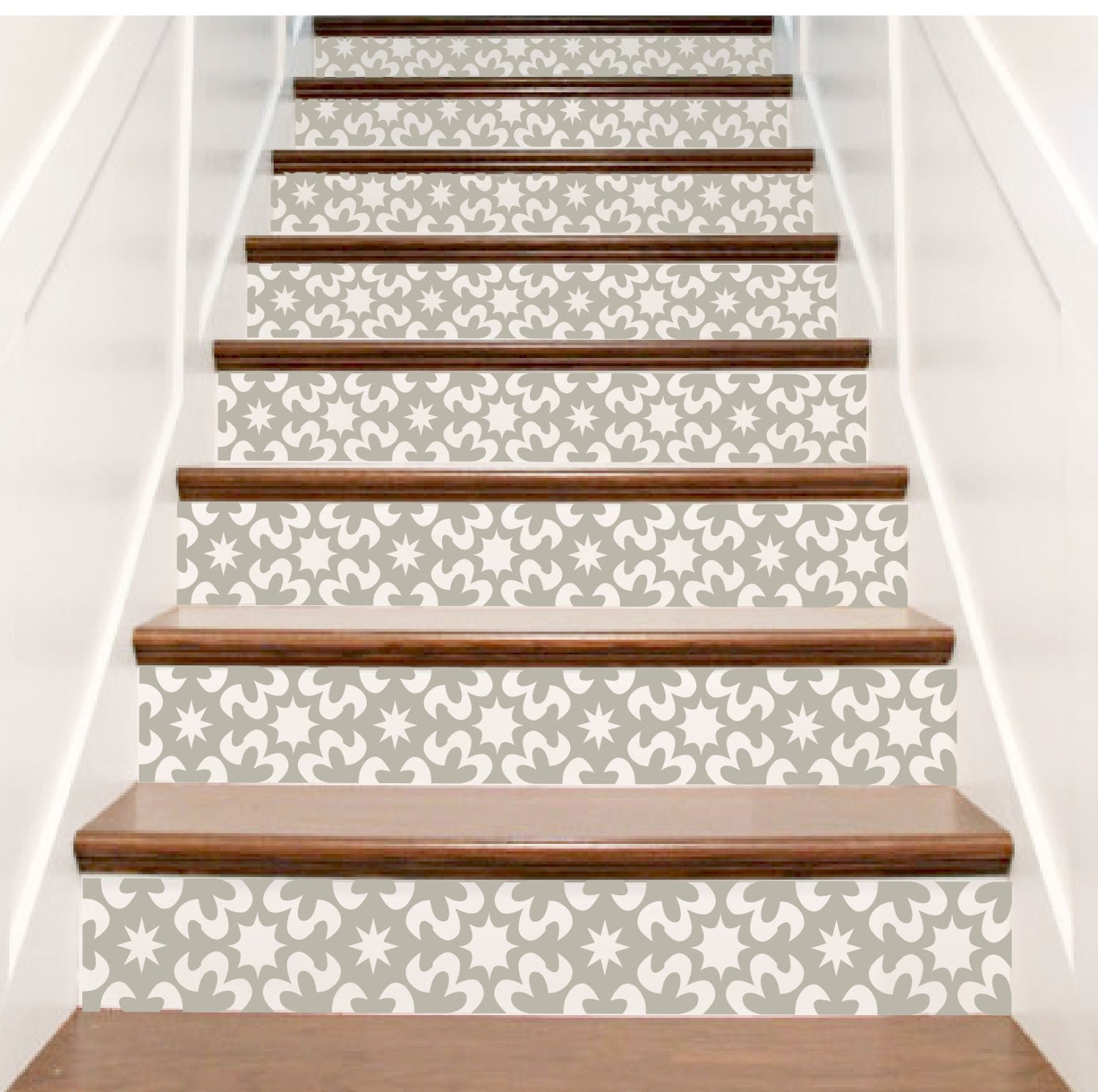 Stair Riser Decals Home Design Ideas And Pictures