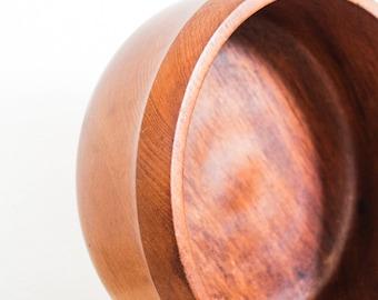 Large Wood Bowl