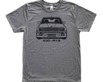 BMW E30 M3 Graphic T-Shirt