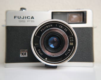 Fujica 35 FS - rangefinder camera from the early 70's