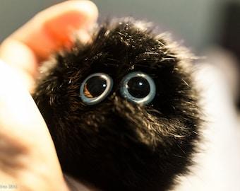My Neighbor Totoro Soot Ball-Spirted Away-Soot Ball-Fanart