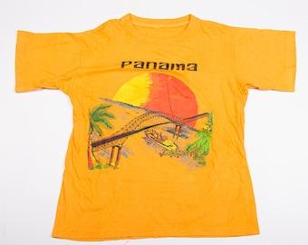 Vintage Panama 70s Paper Thin Tshirt