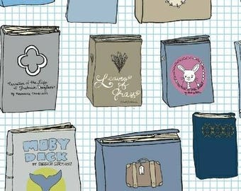 Well Read Literary Cotton Woven by Heather Givans for Windham Fabrics