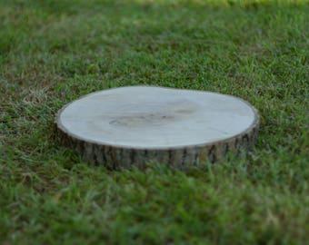 Wood slice 25-30cm