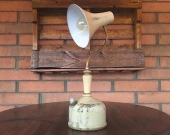 Vintage Coleman Table Lamp