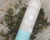 Vanilla Mint Lip Balm, Vanilla Lip Balm, Peppermint Lip Balm, Mint Lip Balm, Lip Balm, Lip Care, Lip Gloss, Essential Oils, Herbal Lip Care