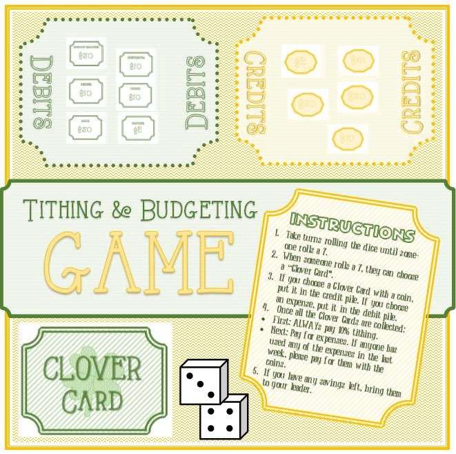 budgeting games for adults online