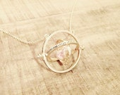 Hermione's Time Turner Necklace from Hogwarts | Harry Potter
