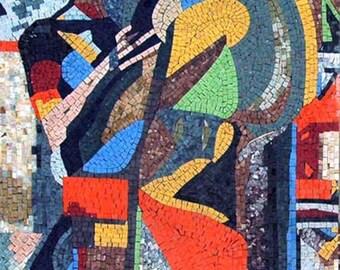 Imprssionism Mosaic Marble