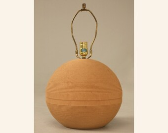 Vintage Modern Sphere Shaped Lamp