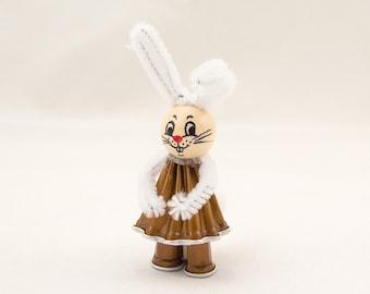 Upcycling Easter Bunny premium blends Livanto
