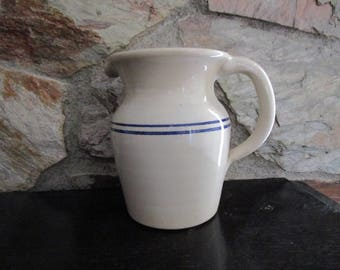 Yesteryears Marshall Pottery Hand Turned Pitcher