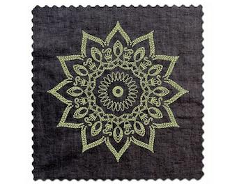 mande set 1 redwork,quilt block,Pattern,Quilting machine embroidery design 5 sizes