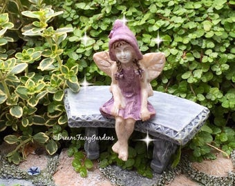 Micro Fairy, Micro Mini Fairy, Tiny Fairy, Mini Fairy, Miniature Garden,