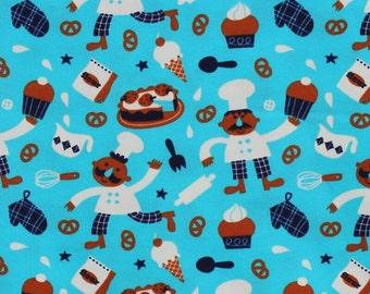 Lillestoff Bakery Fun Cake Kids 95% Organic Cotton Jersey 5 Spandex Per Metre