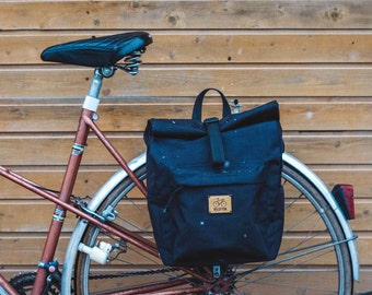 Rolltop pannier bag/backpack | Penny