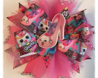Shopkins Boutique Hairbow...Prommy Hairbow
