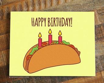 Taco Cat Happy Birthday Memes