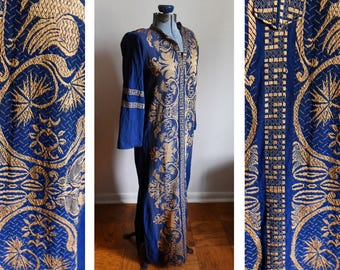 Small - Incredible Vintage Greek Dress