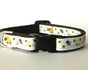 Cat and Kitten Collar - The Bee's Knee's