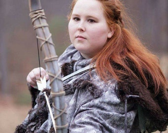 Ygritte, Game of thrones, wildling costume commissions, made to order