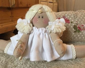 Cloth Angel doll