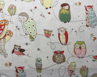 Owl Party Cushion / Pillow