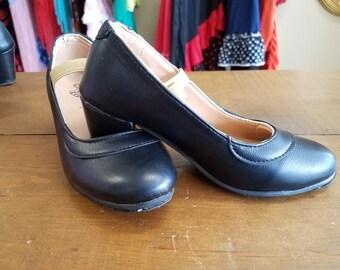 Litle Girl's Flamenco Shoes Size 3