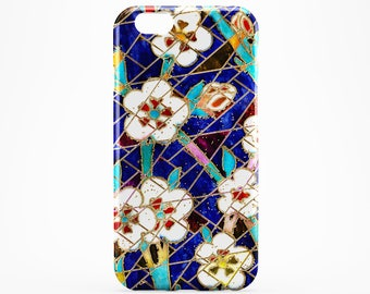 Moroccan Flower Phone Case Marble iPhone 7 Plus Case Morocco iPhone 6 Case iPhone 7 Gold Pattern iPhone 4-5 Case Galaxy Marble Xperia Case