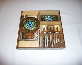 Elder Sign Box Organizer