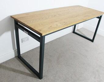 Remington 5ft Industrial Vintage Office Desk Table