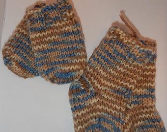 Baby sock & Mitten set