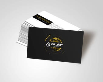 Business Cards (Quantum Leap 248 Template)
