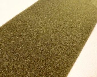 "4 INCH VELCRO® Brand LOOP Fastener- Sew On Mil-Spec tape 4"" x 12"""
