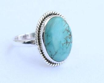 Turquoise Ring southwestern jewelry southwest jewelry turquoise jewelry native american jewelry,Size  US 3 4 5 6 7 8 9 10 11 12 13 14    189