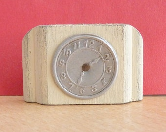 Vintage watch for Doll House clock 1950s / dollshouse