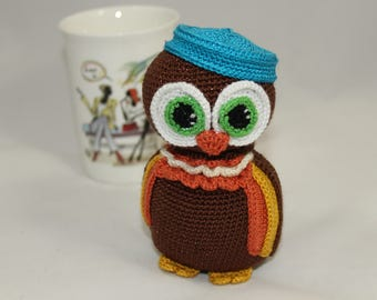 PATTERN - Wise Owl