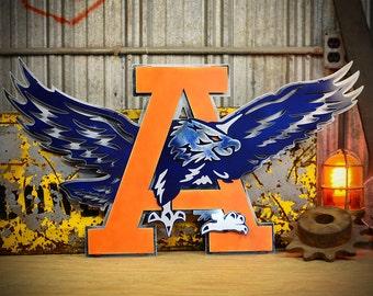Auburn University War Eagle