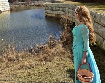Cinderella Dress; Ella Dress; Disney Princess; Princess Cinderella Dress; Disney Cosplay;