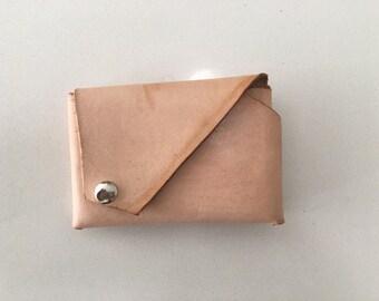 Origami slim wallet